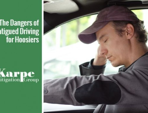 The Dangers of Fatigued Driving for Hoosiers