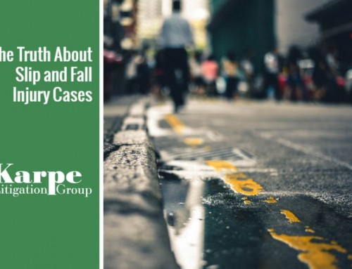 The Truth About Slip and Fall Injury Cases