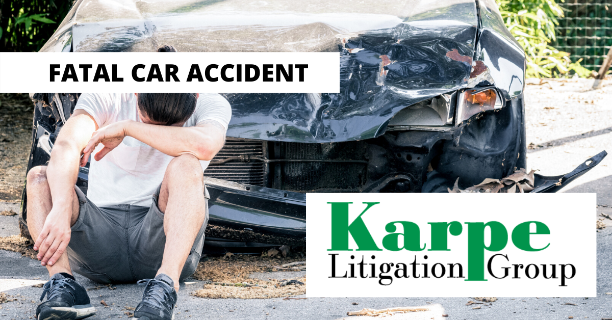 FATAL CAR ACCIDENT LAWYER FOR FATAL CAR ACCIDENTS