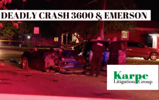 EMERSON CAR CRASH