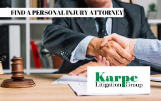 FIND A PERSONAL INJURY