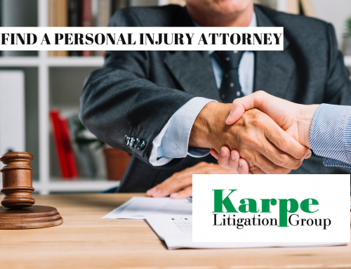 Why Find a Personal Injury Attorney
