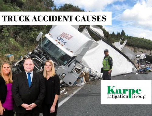Common Truck Accident Causes