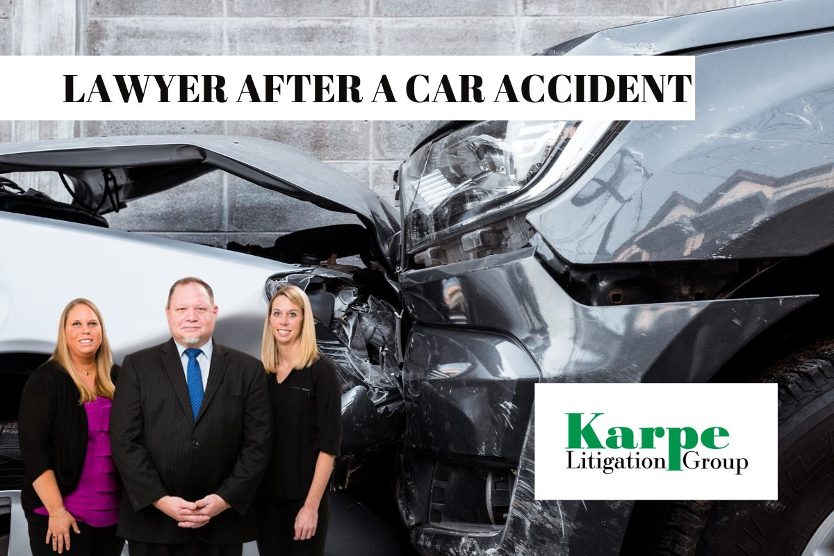 lawyer car accident