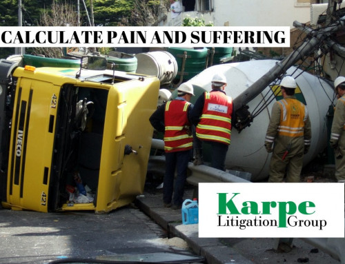 How Is Pain and Suffering Calculated in a Truck Accident?